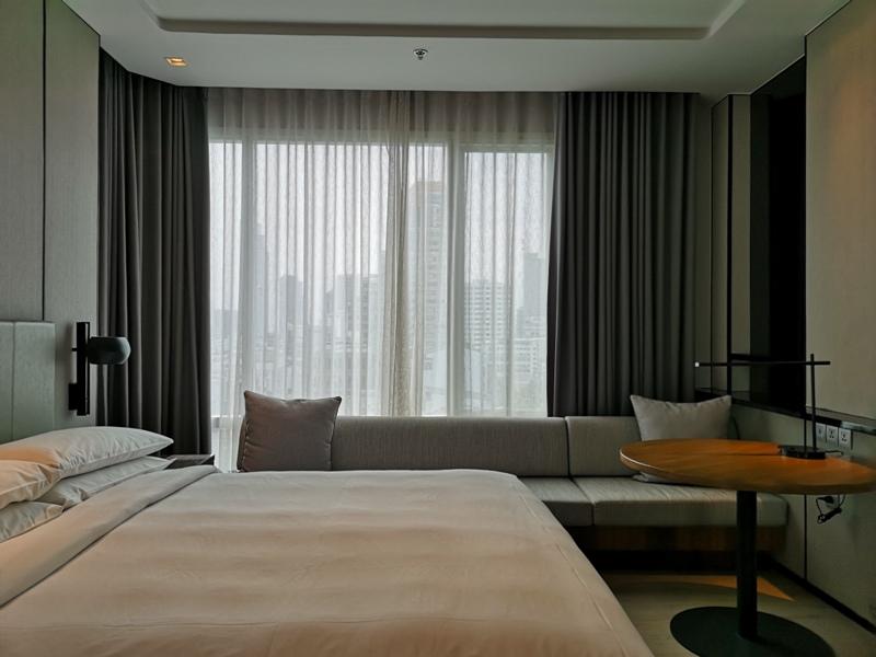 surawongseroom29 Bangkok-曼谷Marriott Hotel The Surawongse太超值...完美住宿大套房網美游池