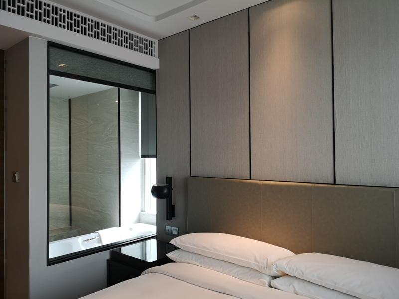 surawongseroom30 Bangkok-曼谷Marriott Hotel The Surawongse太超值...完美住宿大套房網美游池