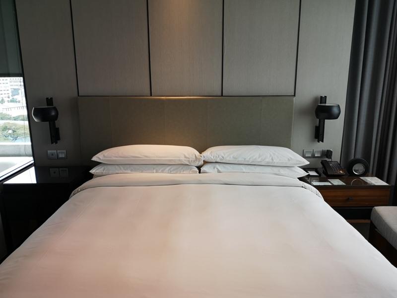 surawongseroom32 Bangkok-曼谷Marriott Hotel The Surawongse太超值...完美住宿大套房網美游池