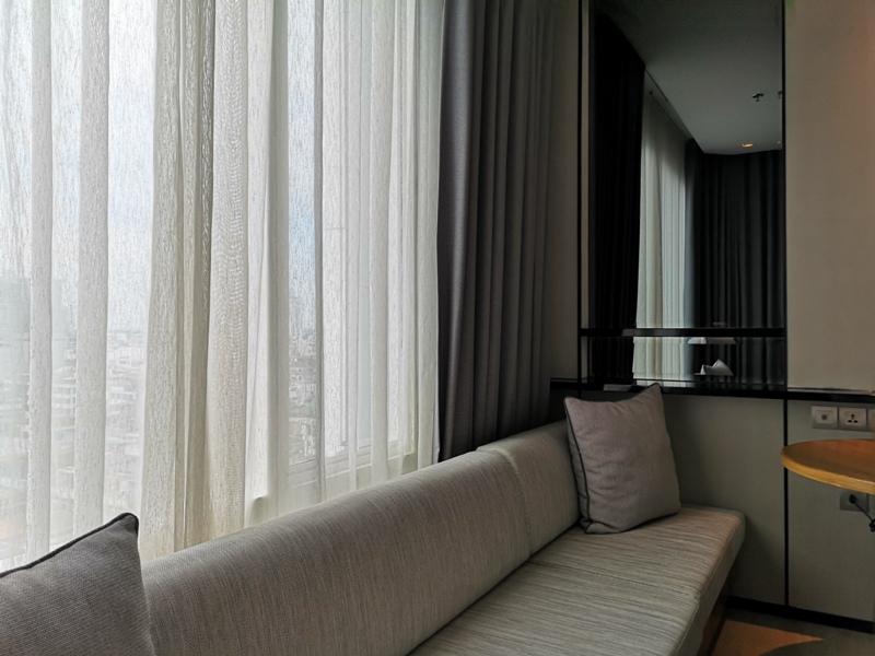 surawongseroom34 Bangkok-曼谷Marriott Hotel The Surawongse太超值...完美住宿大套房網美游池