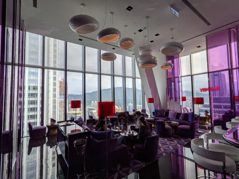 yenbar02 信義-Yen Bar給你最棒景色的下午茶在W Hotel