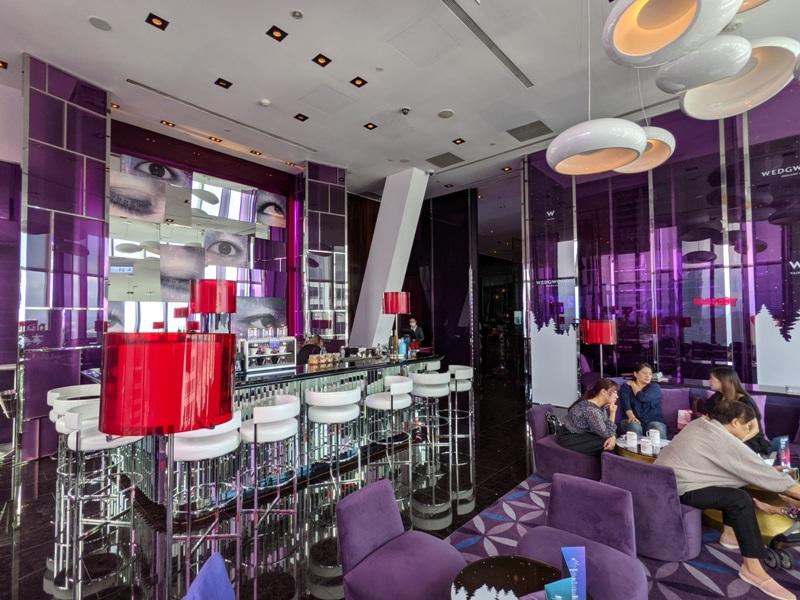 yenbar05 信義-Yen Bar給你最棒景色的下午茶在W Hotel