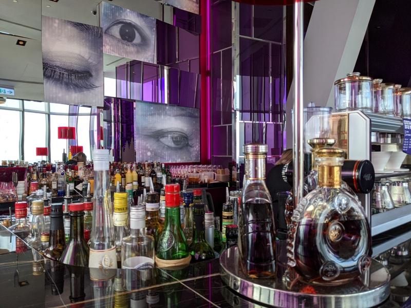 yenbar06 信義-Yen Bar給你最棒景色的下午茶在W Hotel