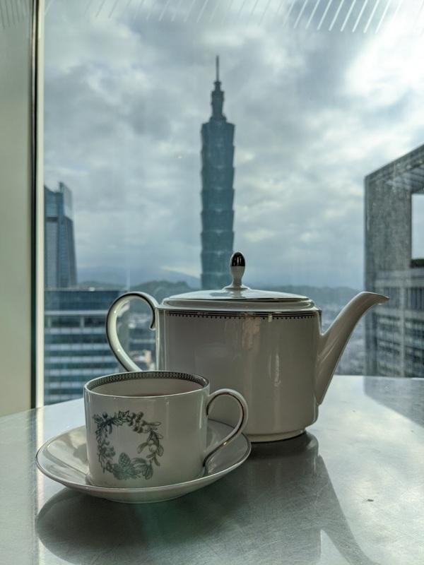 yenbar12 信義-Yen Bar給你最棒景色的下午茶在W Hotel