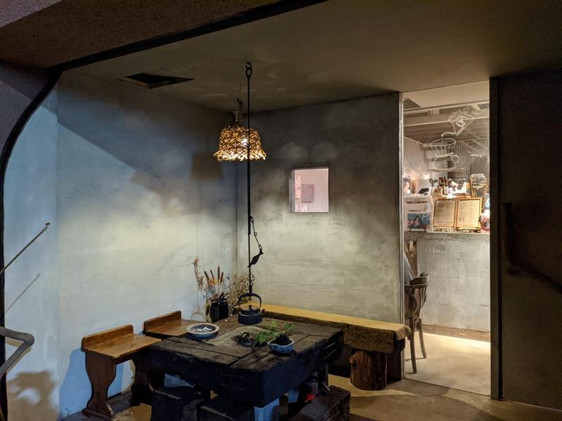 congrats16104 大安-Congrats Cafe酒 咖啡 沉穩內斂的老宅 在台北家具街