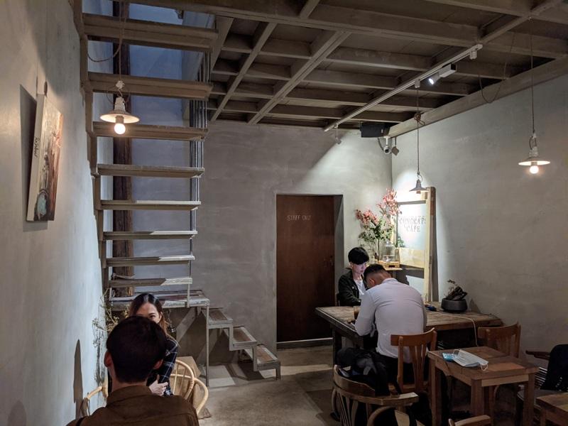 congrats16105 大安-Congrats Cafe酒 咖啡 沉穩內斂的老宅 在台北家具街