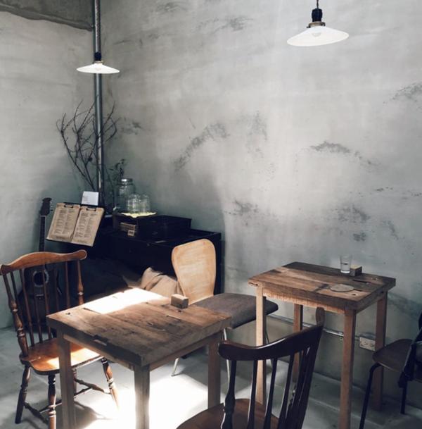 congrats16115 大安-Congrats Cafe酒 咖啡 沉穩內斂的老宅 在台北家具街