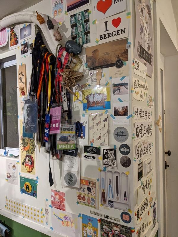 dwaco09 大安-永康街靜巷內的溫暖小店 不胖不胖的月半咖啡
