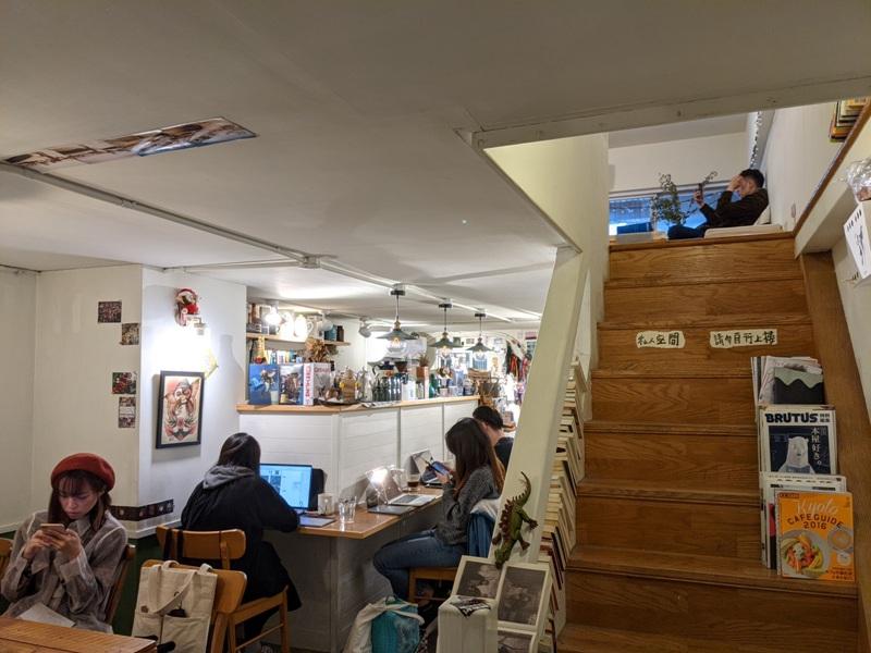 dwaco13 大安-永康街靜巷內的溫暖小店 不胖不胖的月半咖啡