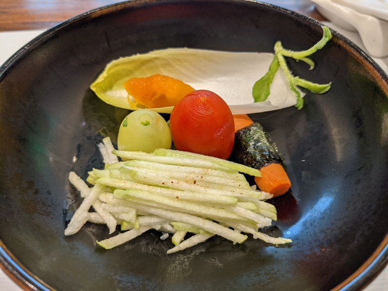 ironchef06 內湖-鐵板教父 精緻好吃養生的鐵板燒 米其林餐盤推薦