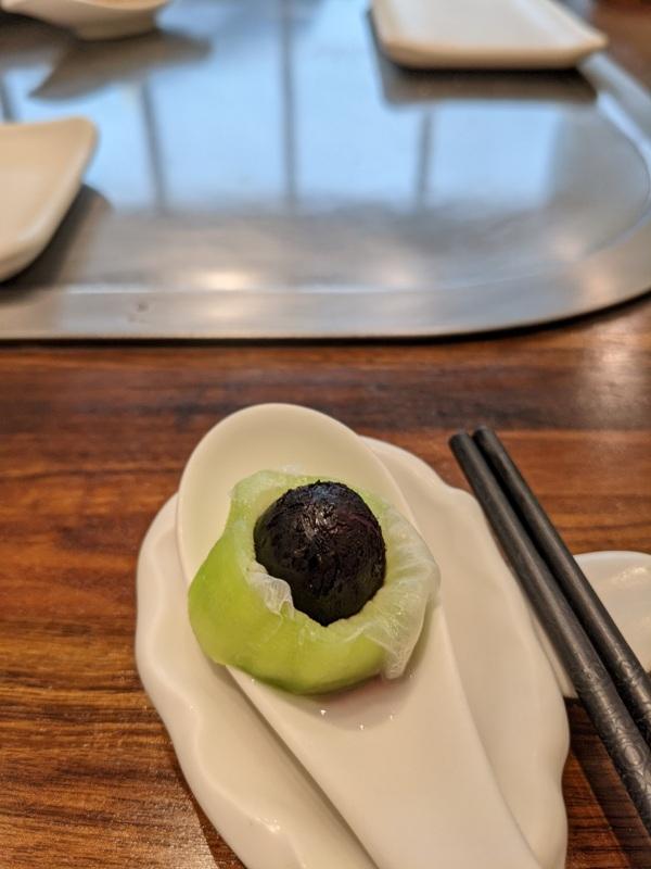 ironchef07 內湖-鐵板教父 精緻好吃養生的鐵板燒 米其林餐盤推薦