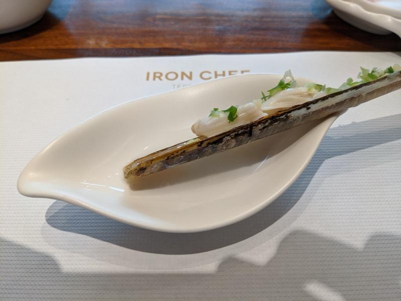 ironchef13 內湖-鐵板教父 精緻好吃養生的鐵板燒 米其林餐盤推薦