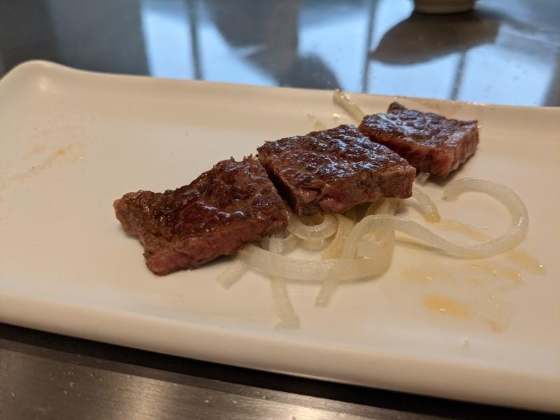 ironchef14 內湖-鐵板教父 精緻好吃養生的鐵板燒 米其林餐盤推薦