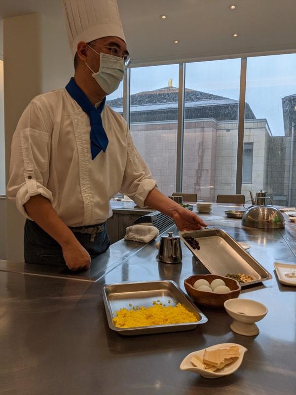ironchef18 內湖-鐵板教父 精緻好吃養生的鐵板燒 米其林餐盤推薦