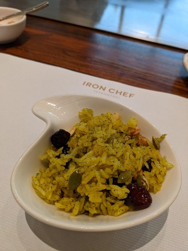 ironchef21 內湖-鐵板教父 精緻好吃養生的鐵板燒 米其林餐盤推薦
