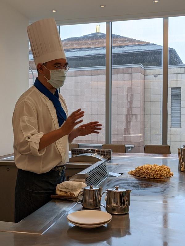 ironchef24 內湖-鐵板教父 精緻好吃養生的鐵板燒 米其林餐盤推薦
