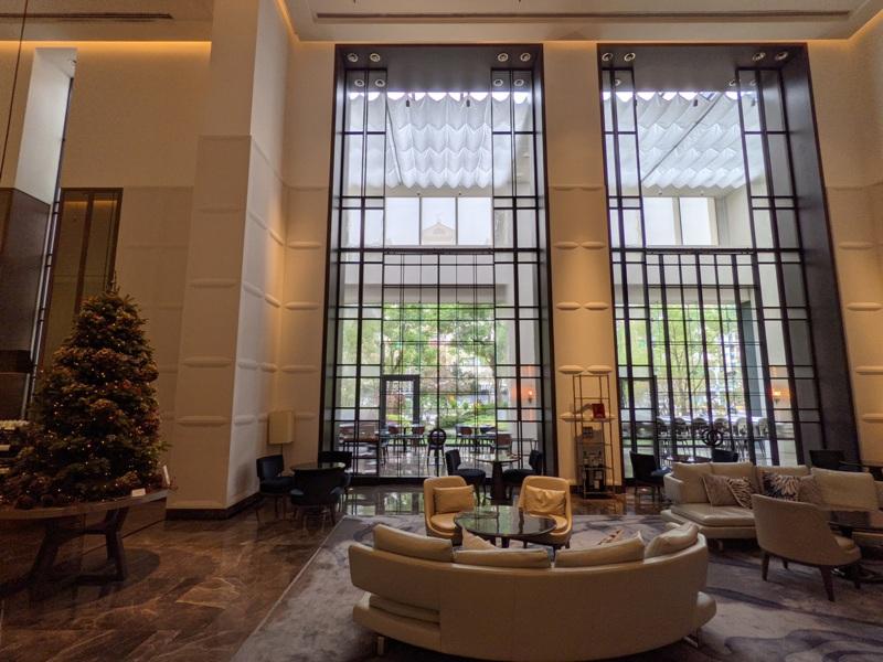 marriotttaipei5106 中山-台北萬豪 眺望松山機場與101 不夠大器的五星酒店