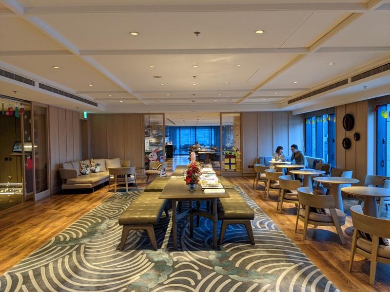 marriotttaipei5126 中山-台北萬豪 眺望松山機場與101 不夠大器的五星酒店