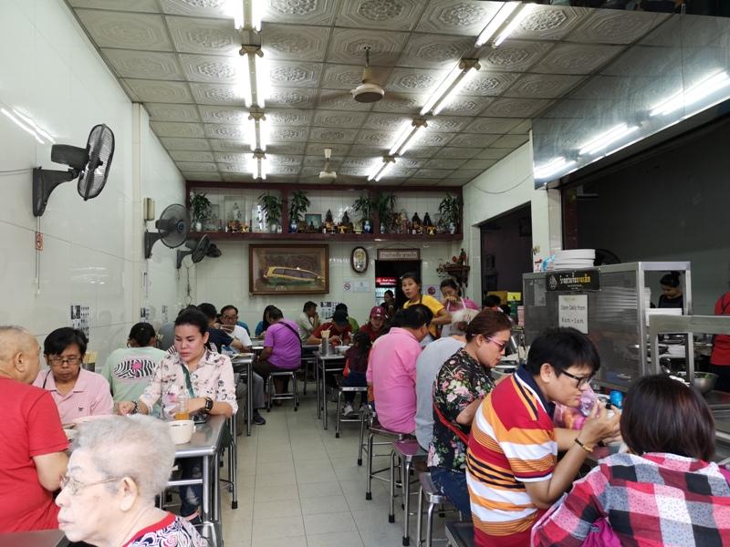 NaiEk04 Bangkok-陳億粿條店Nai Ek Roll Noodles 中國城的早餐名店 濃濃胡椒香 食材豐富CP值高的小吃