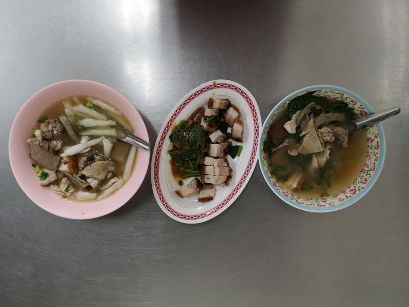 NaiEk07 Bangkok-陳億粿條店Nai Ek Roll Noodles 中國城的早餐名店 濃濃胡椒香 食材豐富CP值高的小吃