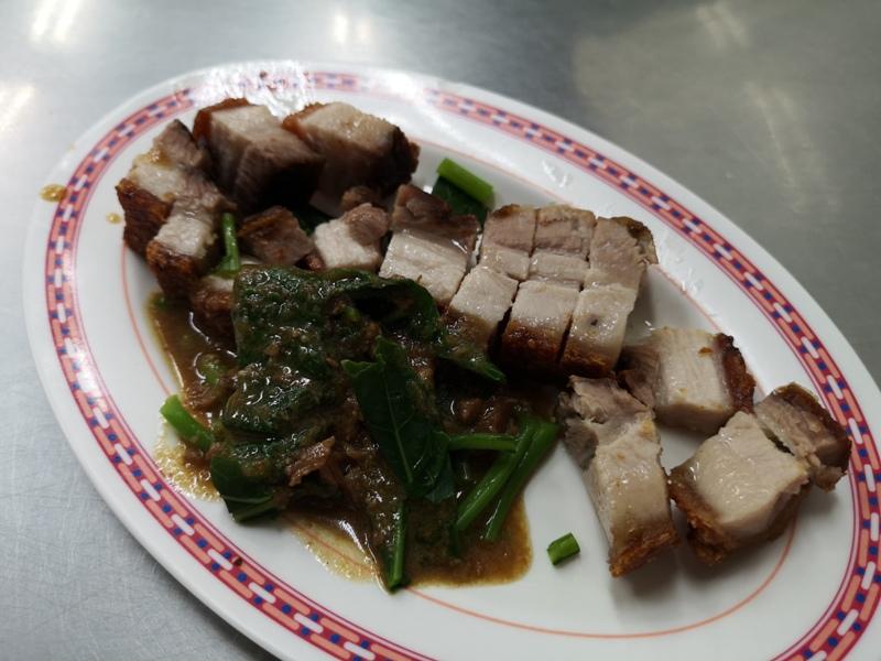 NaiEk09 Bangkok-陳億粿條店Nai Ek Roll Noodles 中國城的早餐名店 濃濃胡椒香 食材豐富CP值高的小吃