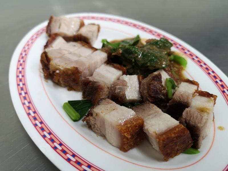 NaiEk10 Bangkok-陳億粿條店Nai Ek Roll Noodles 中國城的早餐名店 濃濃胡椒香 食材豐富CP值高的小吃