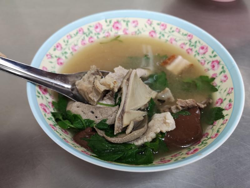 NaiEk11 Bangkok-陳億粿條店Nai Ek Roll Noodles 中國城的早餐名店 濃濃胡椒香 食材豐富CP值高的小吃