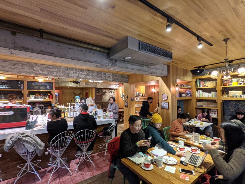 coabana03 松山-Café Coabana古巴娜咖啡 加勒比海的熱情