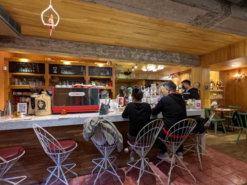 coabana04 松山-Café Coabana古巴娜咖啡 加勒比海的熱情