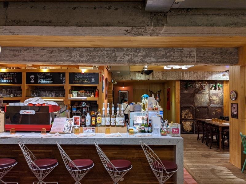 coabana05 松山-Café Coabana古巴娜咖啡 加勒比海的熱情