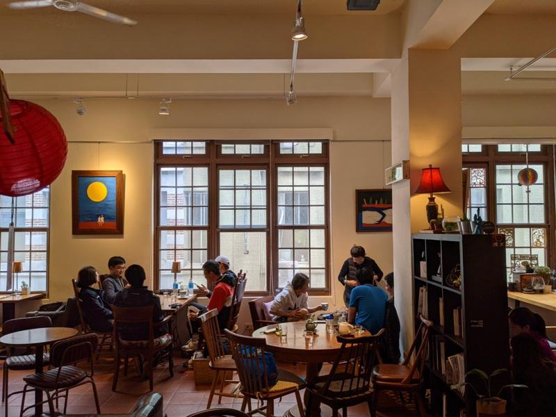 luguocafe07 大同-爐鍋咖啡 鬧中取靜的環境  一杯咖啡享用大稻埕