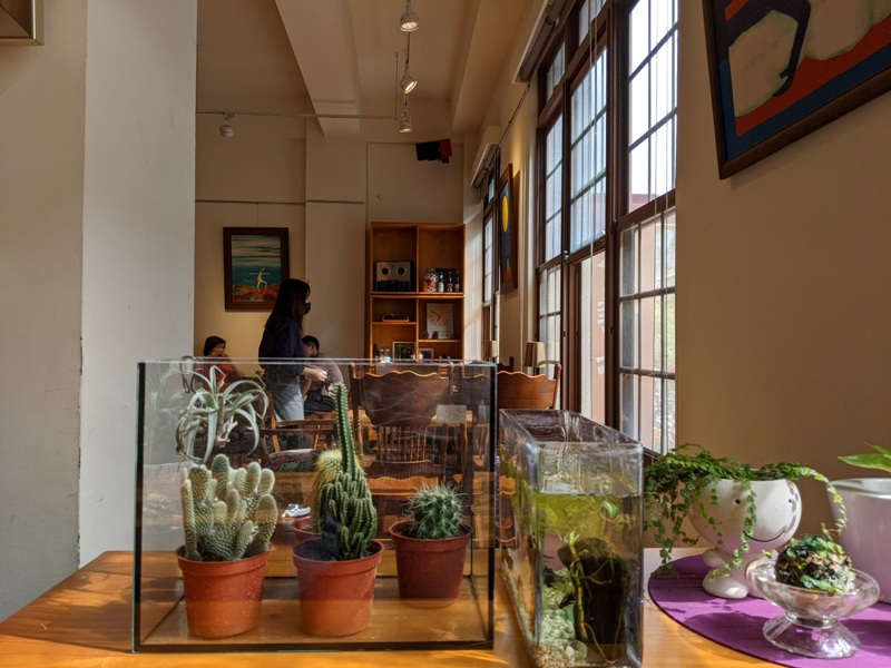 luguocafe11 大同-爐鍋咖啡 鬧中取靜的環境  一杯咖啡享用大稻埕