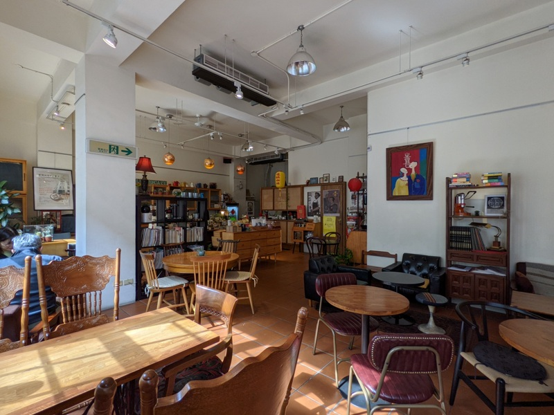 luguocafe14 大同-爐鍋咖啡 鬧中取靜的環境  一杯咖啡享用大稻埕