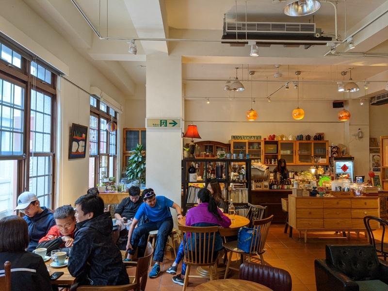 luguocafe15 大同-爐鍋咖啡 鬧中取靜的環境  一杯咖啡享用大稻埕