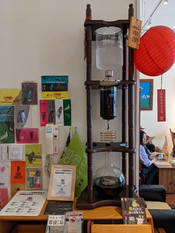 luguocafe17 大同-爐鍋咖啡 鬧中取靜的環境  一杯咖啡享用大稻埕