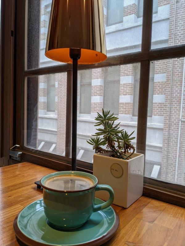luguocafe19 大同-爐鍋咖啡 鬧中取靜的環境  一杯咖啡享用大稻埕