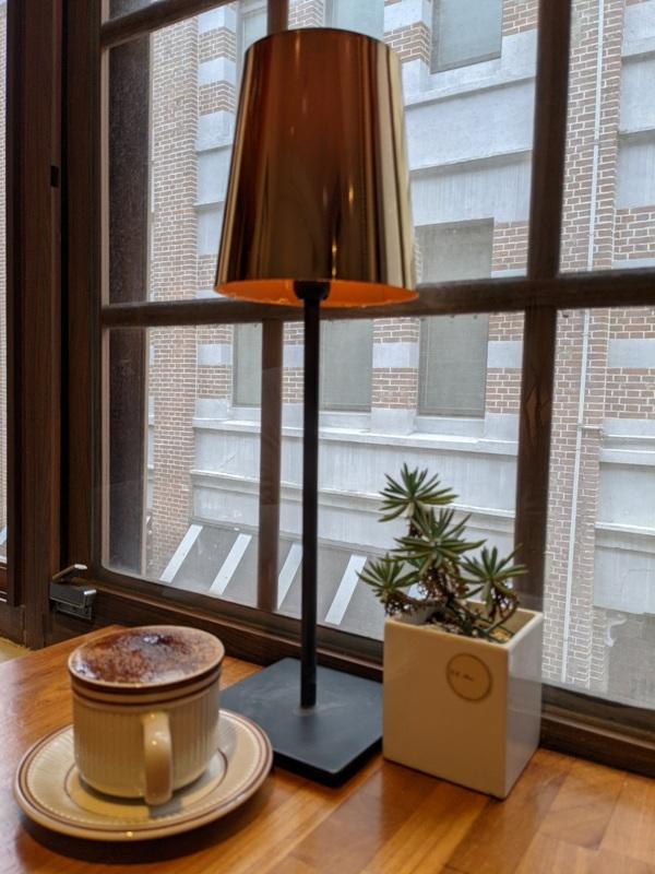 luguocafe20 大同-爐鍋咖啡 鬧中取靜的環境  一杯咖啡享用大稻埕
