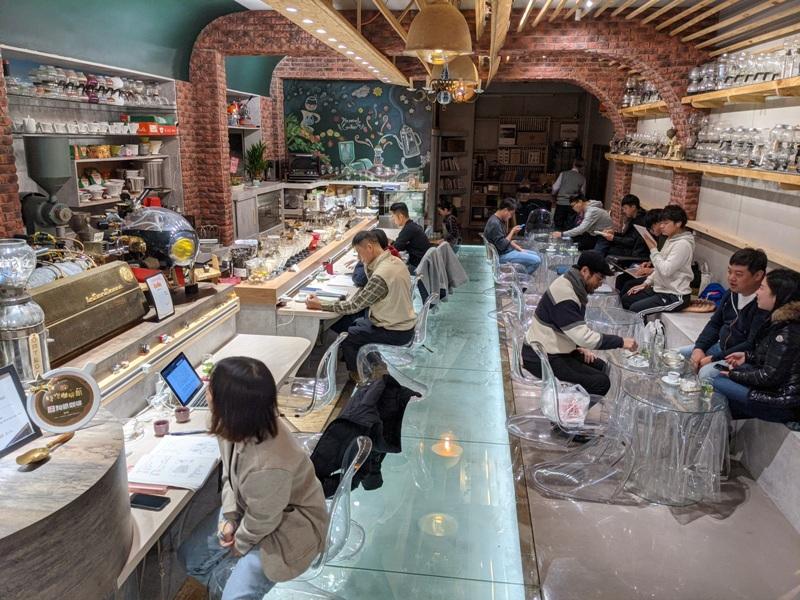 yourmind06 台中南區-黝脈咖啡 咖啡達人亮收藏 手沖咖啡喝到飽 舒服不限時
