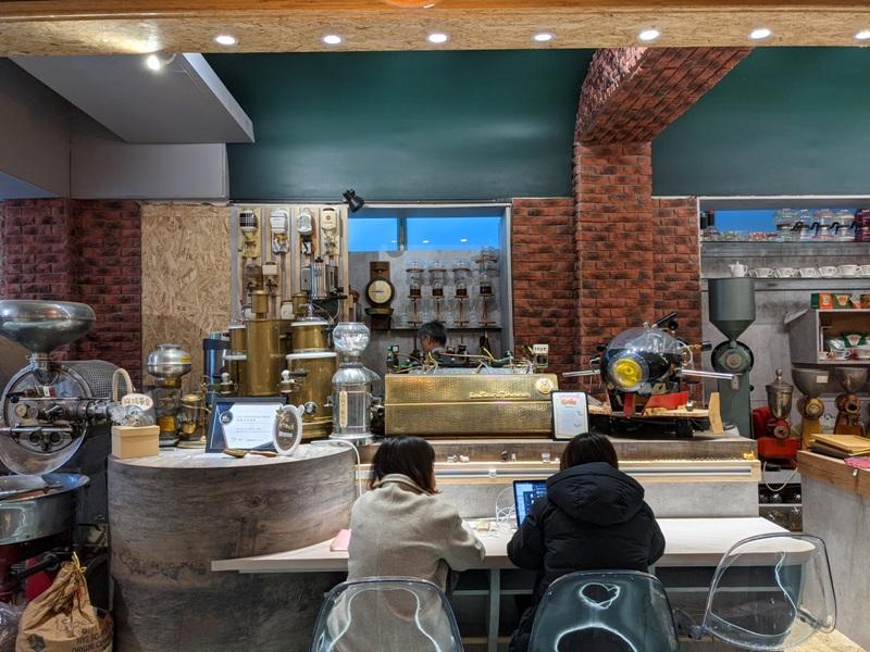 yourmind23 台中南區-黝脈咖啡 咖啡達人亮收藏 手沖咖啡喝到飽 舒服不限時