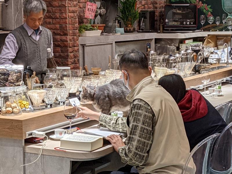 yourmind27 台中南區-黝脈咖啡 咖啡達人亮收藏 手沖咖啡喝到飽 舒服不限時