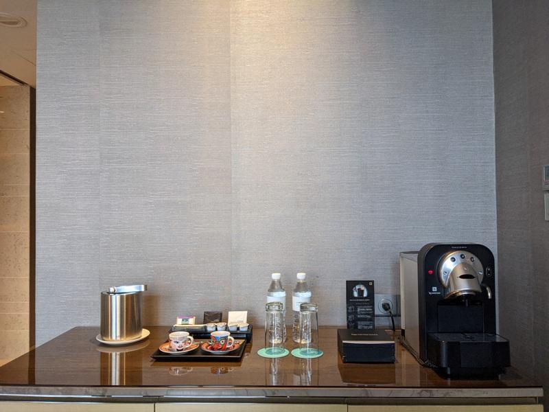 lemeridientaipei212 信義-艾美Le Meridien升等套房享受探索廚房 超享受