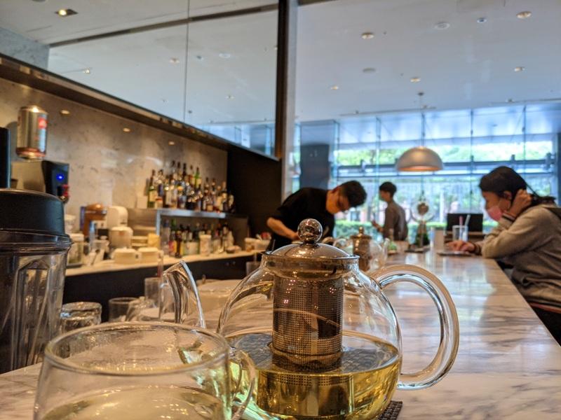 lemeridientaipei233 信義-艾美Le Meridien升等套房享受探索廚房 超享受