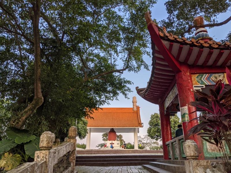 yuanmountain03 三峽-鳶山 登高望遠 擁抱最寬闊的二高景致