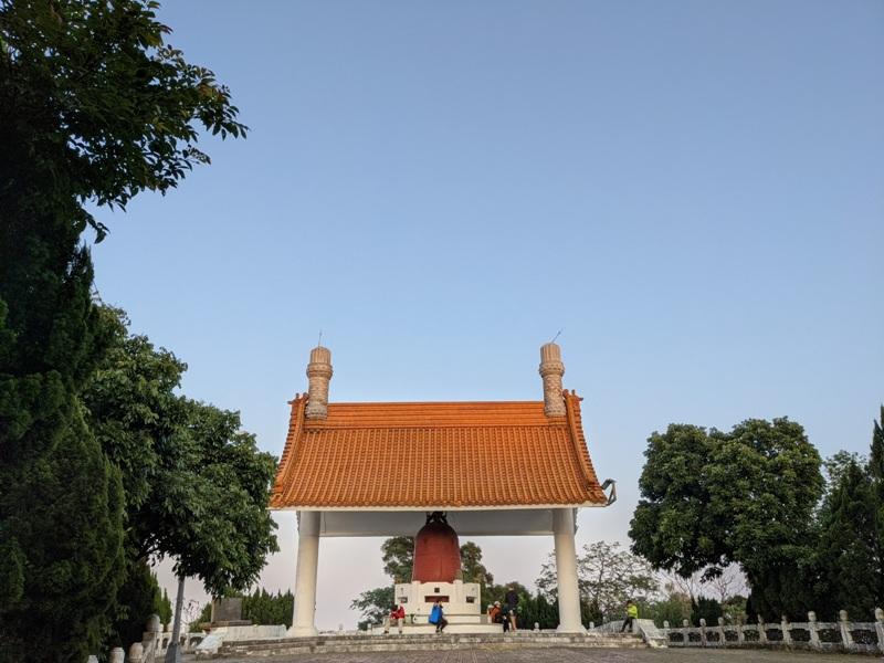 yuanmountain04 三峽-鳶山 登高望遠 擁抱最寬闊的二高景致