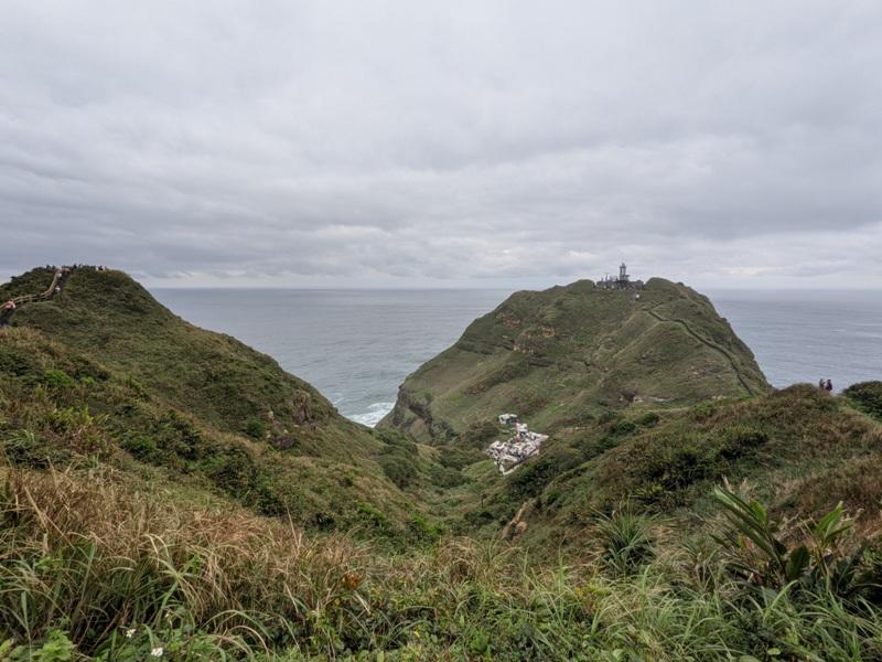 bitou01 瑞芳-鼻頭角台版萬里長城 海濱步道景色壯麗