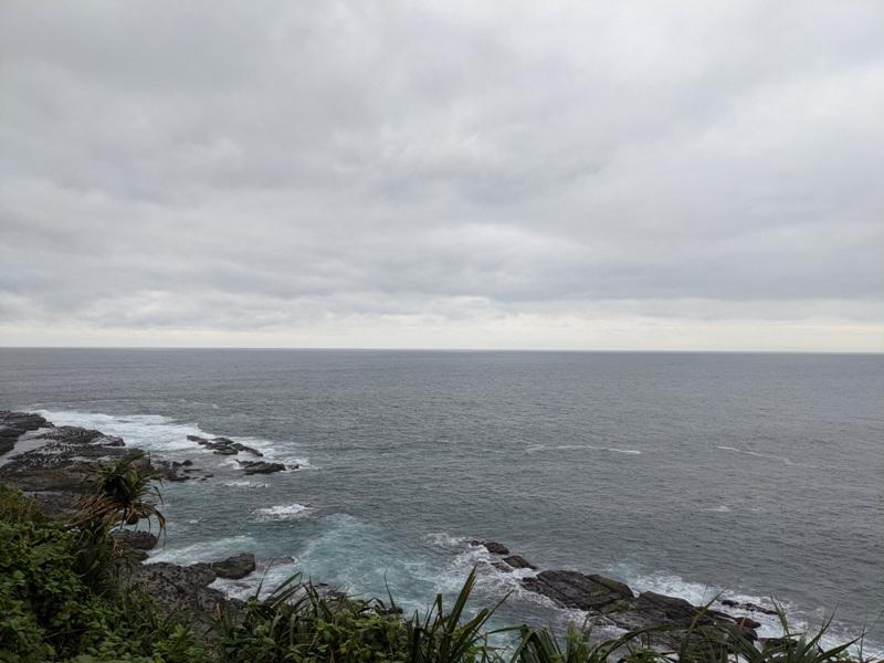 bitou03 瑞芳-鼻頭角台版萬里長城 海濱步道景色壯麗