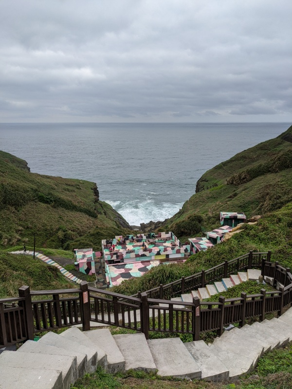 bitou12 瑞芳-鼻頭角台版萬里長城 海濱步道景色壯麗