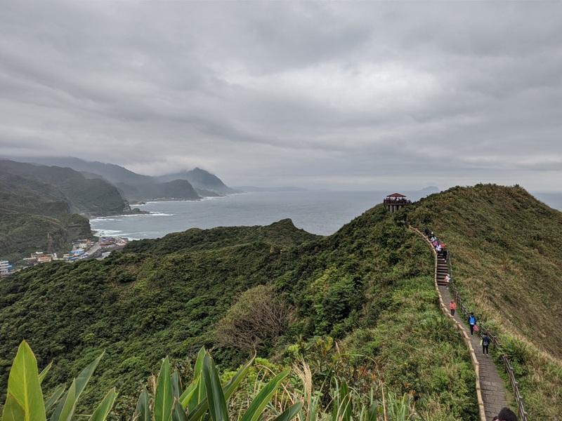 bitou15 瑞芳-鼻頭角台版萬里長城 海濱步道景色壯麗