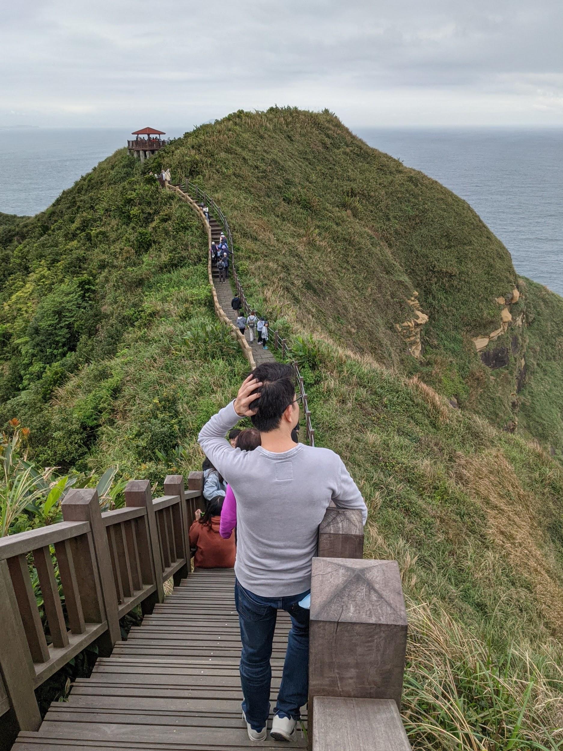 bitou17 瑞芳-鼻頭角台版萬里長城 海濱步道景色壯麗