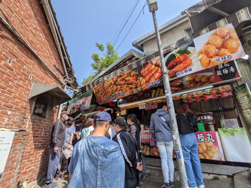 nanchung02 南庄-桂花巷好吃好買好熱鬧 江記花蜜/荷蓮心咖啡